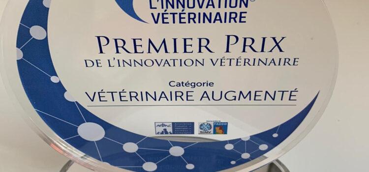 prix vétérinaire de l'innovation