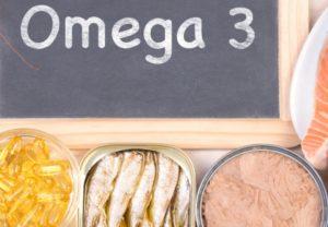 Omega 3 pour un chien